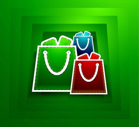 go shopping: Go shopping concept  Stock Photo