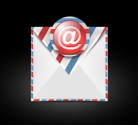 Email  icon Stock Vector - 19093422