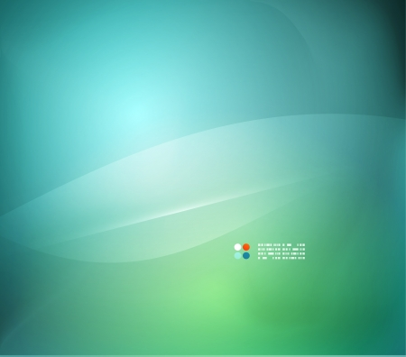 electric green: Green blue abstract background