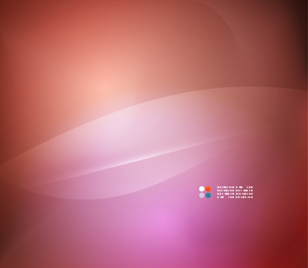 Pink abstract background design template Vector