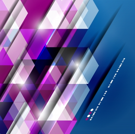 Abstract straight lines vector background Stock Vector - 20728256
