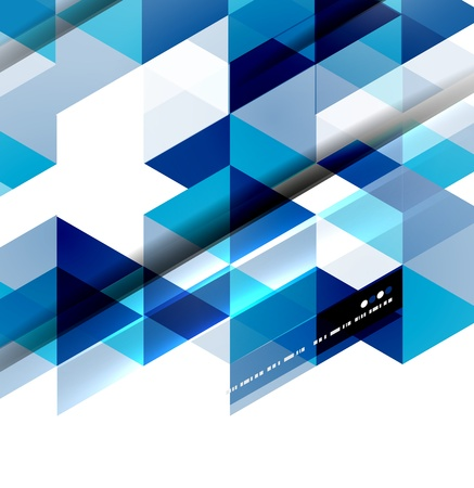Abstract straight lines vector background Vector