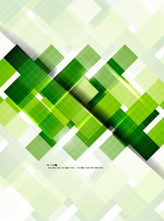 Geometrical modern vector template Stock Vector - 20728265