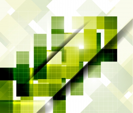 Abstract geometric vector background Vector