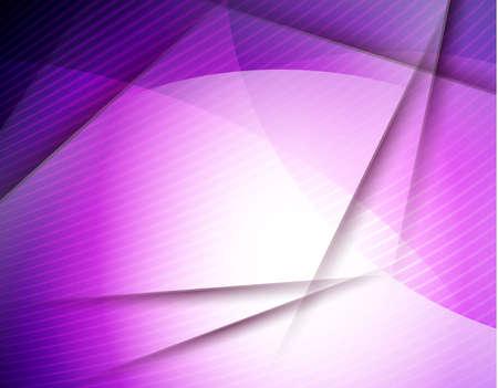 Purple business lines Stock Vector - 20957219