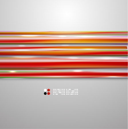 lineas rectas: L�neas rectas brillantes colores