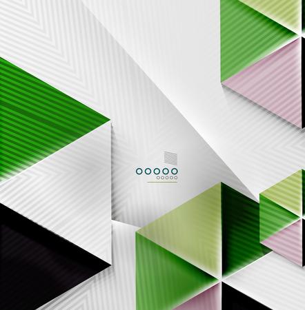 Hexagon Wirtschaftszeitung Geometrische Form Für Vorlagen, Technik ...