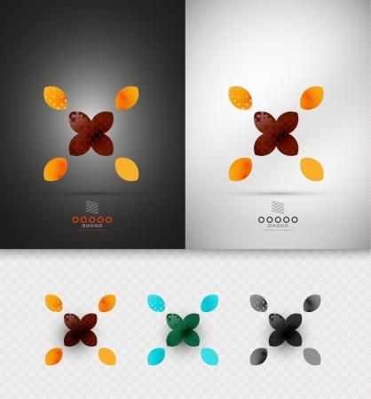 formas abstractas: Formas abstractas geom�tricas