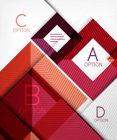 Infographic abstract background. For business presentation | technology | web design Vector