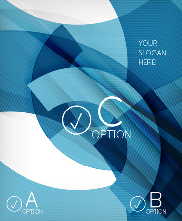 Infographic abstract background. For business presentation | technology | web design