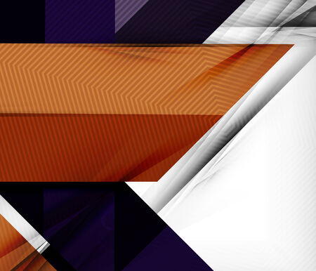 Geometrical shape abstract background. For business background | numbered banners | business lines | graphic website | mobile app Vector