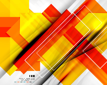 business backgrounds: Futuristico forma geometrica modello astratto business per banner, sfondi aziendali, presentazioni