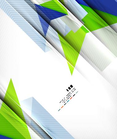 business backgrounds: Geometrica manifesto astrazione business. Per striscioni, sfondi aziendali, presentazioni