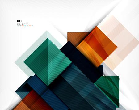 business backgrounds: Geometrica astrazione manifesto di business. Per i banner, sfondi, presentazioni aziendali