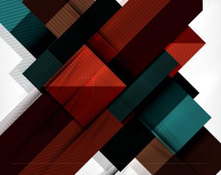 business backgrounds: Geometrica astrazione manifesto di business. Per i banner, sfondi aziendali, presentazioni