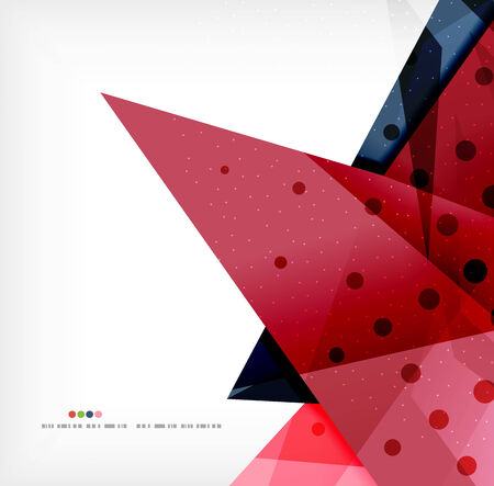éles: Absztrakt éles szögből háttér Illusztráció