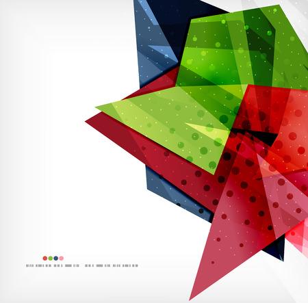 sharp: Abstract sharp angles background