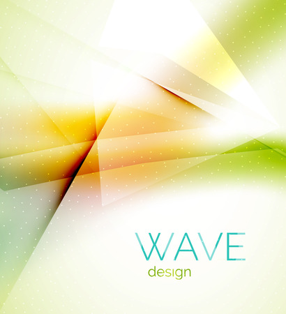 Blur abstract background Illustration