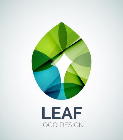 leaf insect: Leaf vector Illustration