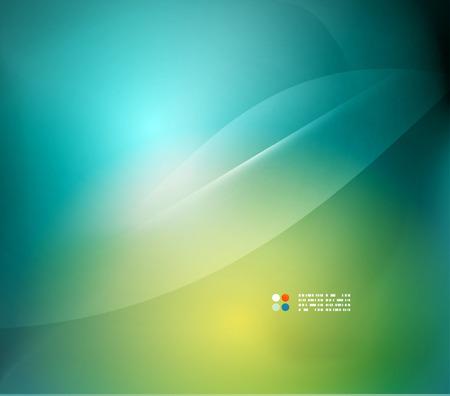 abstrakte muster: Hallo-Tech-oder Business-futuristischen Hintergrund Illustration