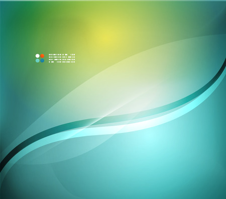 Hi-tech or business futuristic background Vector