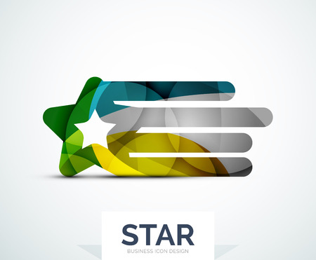 Abstract colorful design Vector