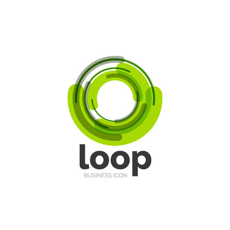 in the loop: Loop, infinity icon