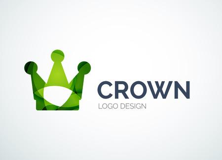 Crown logo Illustration