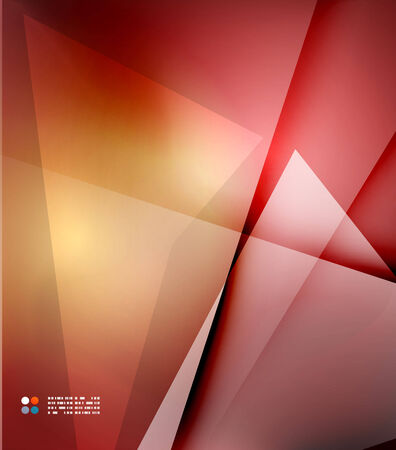 Colorful abstract technology vector background Vector