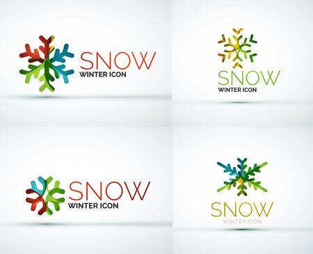 merry chrismas: Christmas snowflake design Illustration