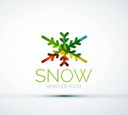 merry chrismas: Christmas snowflake  design