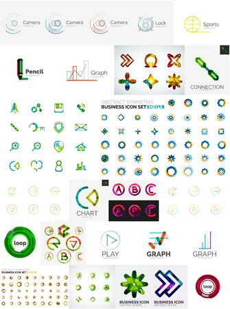 icon collection Vector