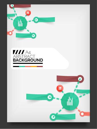 Flyer, Brochure Design Template Vector