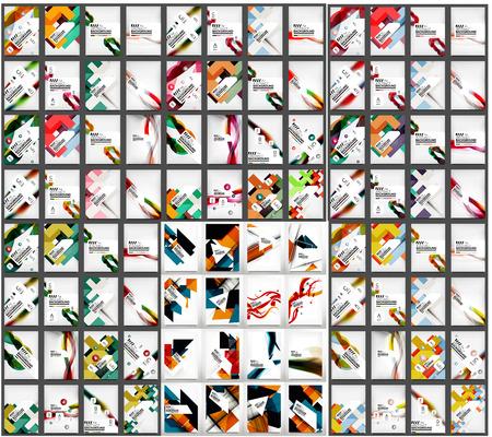 100 ビジネス企業の背景のメガコレクション