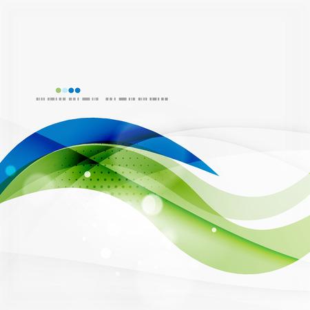 緑と青の光空気線 写真素材 - 37275701