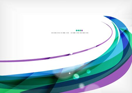blue green background: Green blue purple line background