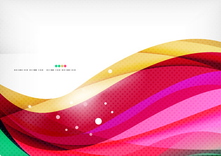 Purple rainbow swirl background