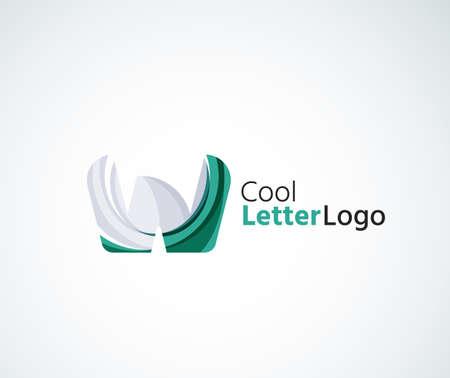 Vector letter logo Vector