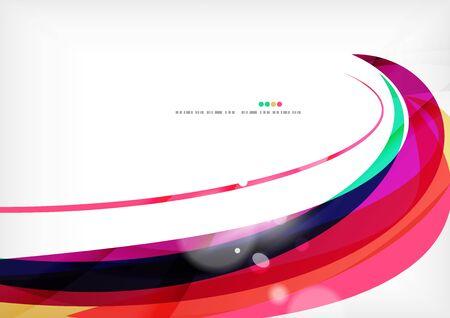 swirl: Purple rainbow swirl background