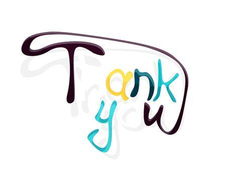 typography signature: Palabras de bienvenida, letras dibujado elemento de dise�o tipogr�fico. Letras de la mano, aislado caligraf�a hecha a mano Vectores