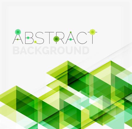poligonos: Fondo geom�trico abstracto. Tri�ngulos superpuestos modernos. Formas de colores inusuales para su mensaje. Negocios o presentaci�n tecnolog�a, plantilla cubierta aplicaci�n