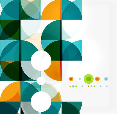 website background: Semicircle triangle pattern. Abstract mosaic background, online presentation website element or mobile app cover