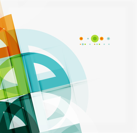 repeat pattern: Semicircle triangle pattern. Abstract mosaic background, online presentation website element or mobile app cover