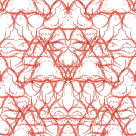 swirl: Seamless swirl pattern. Modern texture Illustration