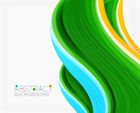 solid: Abstract realistic solid wave background.  Illustration