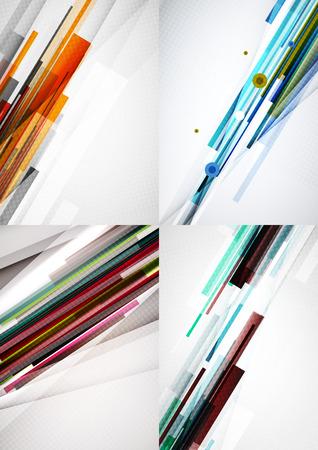 lineas rectas: Conjunto de líneas rectas diseñar fondos abstractos.