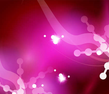 holiday background: Holiday pink abstract background