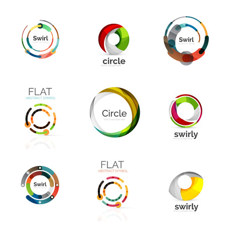 various: Vector collection of various circle