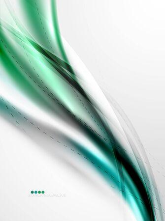 rainbow vector: Rainbow color glossy silk elegant wave. Vector abstract background Illustration
