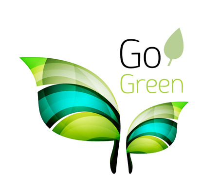 tree world tree service: Go green nature concept.